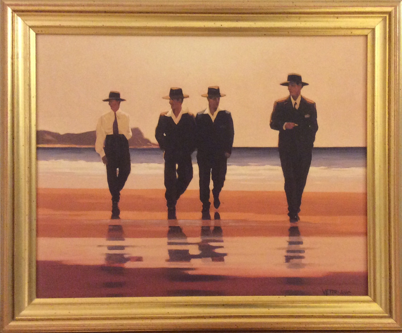 Vettriano Jack, Billy Boys