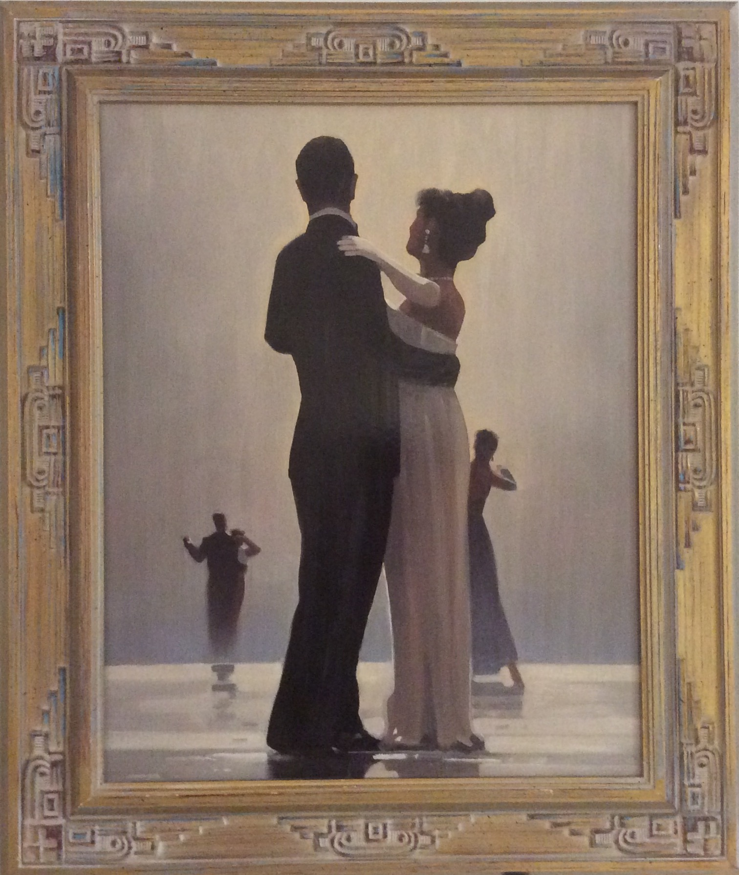 Vettriano Jack, Dancing to the End