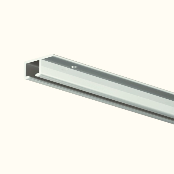 Top Rail eloxed aluminum 200 cm