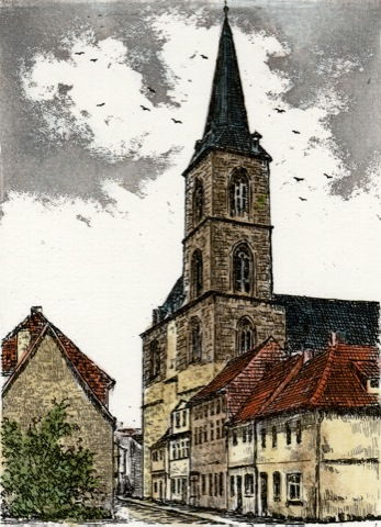 Aschersleben, Stephaniekirche