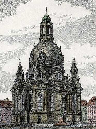 Dresden, Frauenkirche
