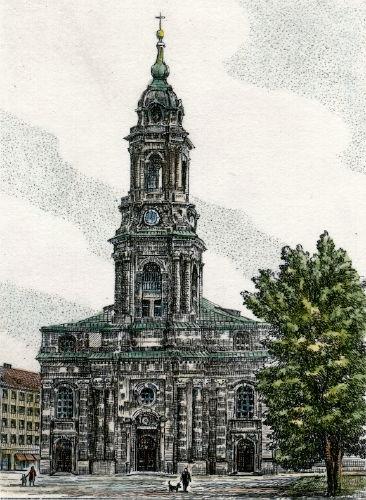 Dresden, Kreuzkirche