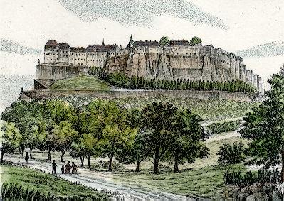 Dresden, Festung Königstein