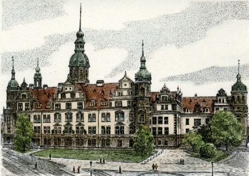 Dresden, Schloß