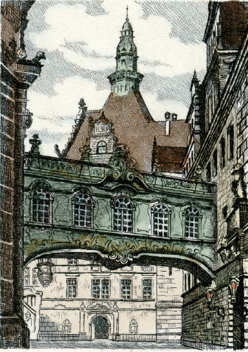 Dresden, Residenzschloß